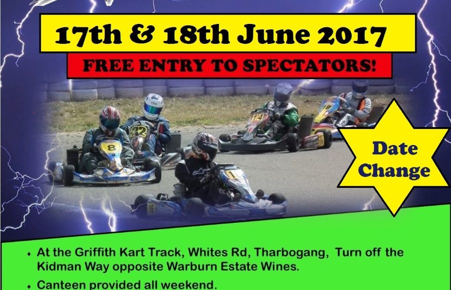 Griffith Kart Club – Get Ready to Race!